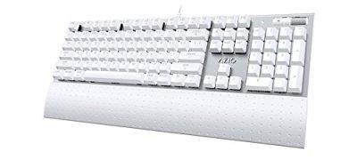 Azio Mk Mac Wired USB Backlit Mechanical Keyboard for Mac, Brown K-Switch (MK-MAC-U01)