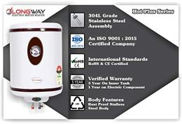 LONGWAY-HOT-Plus-25-LTR-5-Star-Storage-Water-Geyser-WT-AVS-Technology-Temperature-Meter-Stainless-Steel-Body-HD-ISI-Element-Capsule-Type-SS-Tank-Ivory
