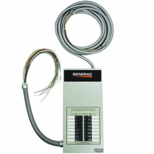 Generac RTG16EZA1 100 Amp Indoor Automatic Transfer Switch with 16-Circuit Load,