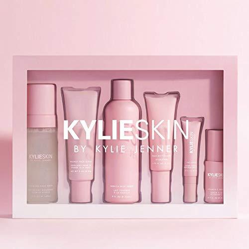 Kylie Skin Care Set! Includes Face Wash, Toner, Face Scrub, Serum, Moisturizer, And Eye Cream! Cruelty Free, Gluten Free… 1