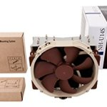 Noctua NH-U14S, Premium CPU Cooler with NF-A15 140mm Fan (Brown)