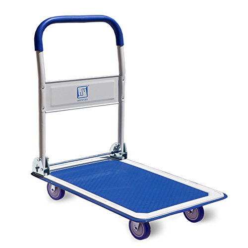 Push Cart Dolly by Wellmax | Functional...