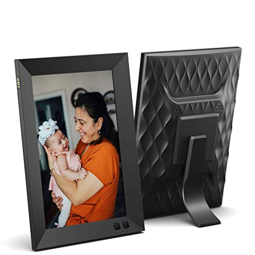 NIX-8-Inch-Digital-Picture-Frame-Portrait-or-Landscape-Stand-HD-Resolution-Auto-Rotate-Remote-Control-Mix-Photos-and-Videos-in-The-Same-Slideshow