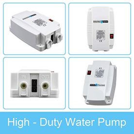 VEVOR-Bottled-Water-System-20-ft-Water-Dispensing-System-Single-Inlet-US-Plug-New-Style-with-ACDC-Adapter-Suitable-for-Refrigerator-Ice-Maker-Coffee-Makers-and-Water-Dispensers