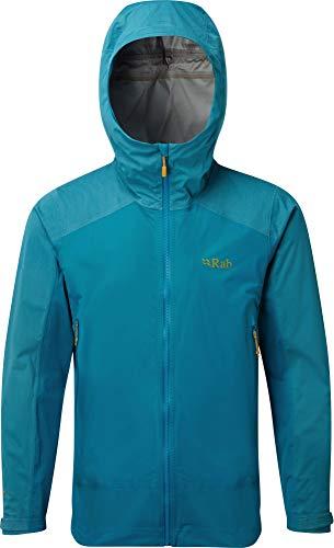 RAB Kinetic Alpine Jacket - Men's Azure Medium