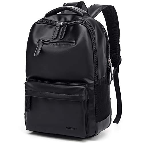 41ccmobOO2L - AirCase C34 25 Ltrs Laptop Backpack   15.6 Inch Laptop Bag for Men & Women - Black