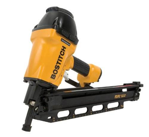 BOSTITCH F21PL Round Head 1-1/2-Inch to 3-1/2-Inch Framing Nailer