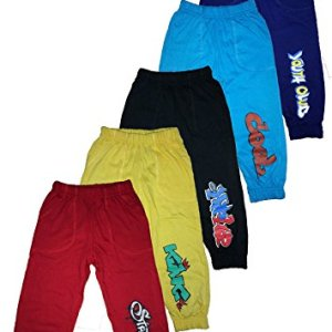 T2F Boys' Cotton Track Pant (Pack of 5, Multicolour) 22  T2F Boys' Cotton Track Pant (Pack of 5, Multicolour) 41cfAylRYJL