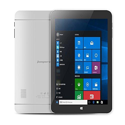 Jumper EZpad mini 4S Tablet PC 2GB+32GB 8.3 inch Windows 10 Intel Cherry Trail Z8350 Quad Core, Support TF Card & Bluetooth & WiFi, US Plug (Grey)