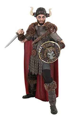 Adult Viking Warrior Costume Large