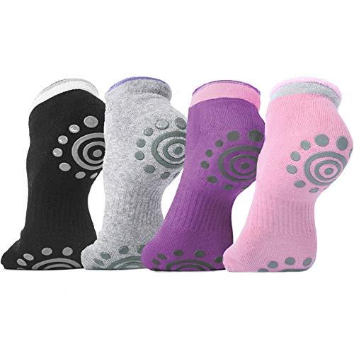 DubeeBaby Yoga Socks, Women's Non Slip...