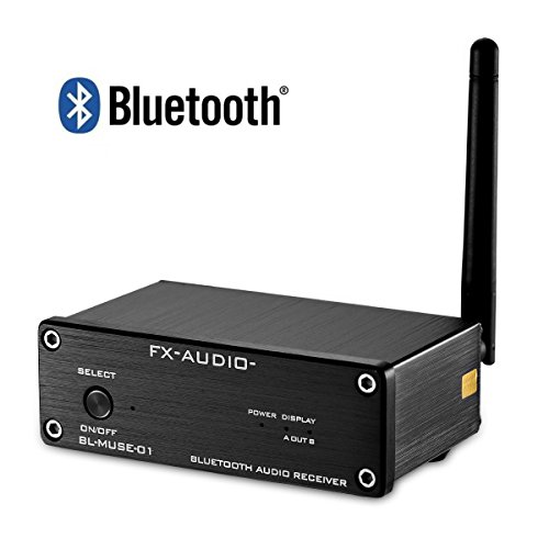 HiFi Lossless Bluetooth Audio Receiver Optical Fiber Coaxial Out for Digital Amp