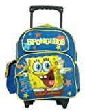 Spongebob Squarepants Toddler 12' Rolling Backpack