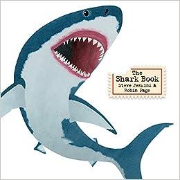 The Shark Book: Jenkins, Steve, Page, Robin: 9781328569493: Amazon.com:  Books