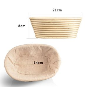 82-inch-Oval-Banneton-Proofing-Basket-by-Haneye-Bread-Dough-Proofing-Rising-Rattan-Basket-Bread-Basket-Set-with-Cloth-Liner-for-Home-Bakers