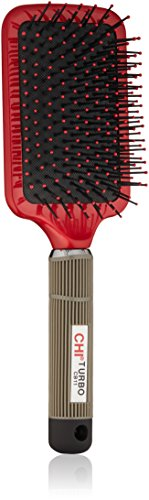 41dI%2BtlXe0L Ceramic Nylon Tips on all bristles for comfort Non Slip handle for easy styling Unparalleled performance and durability