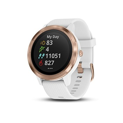 Garmin-vvoactive-3-GPS-Smartwatch-with-Contactless-Payments-and-Built-in-Sports-Apps-WhiteRose-Gold