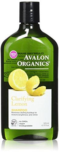 Lemon Clarifying Shampoo 11 Ounces