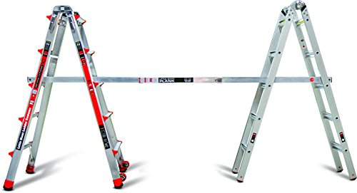 Little Giant 12022 Revolution Multi-Use Ladder, 22-Foot