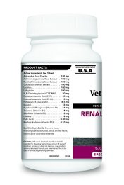 VetriScience-Laboratories-Renal-Essentials-Kidney-Health-Support-for-Dogs-60-Chewable-Tablets