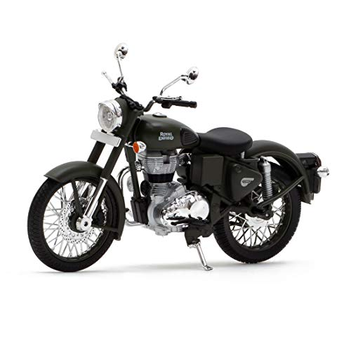Royal Enfield Classic Scale Model
