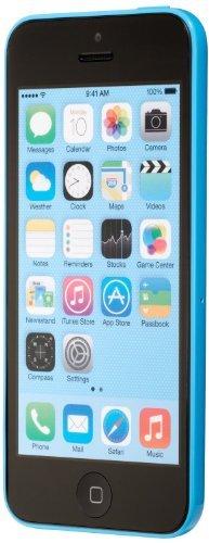 Apple iPhone 5C Blue 8GB Unlocked GSM Smartphone (Certified Refurbished)
