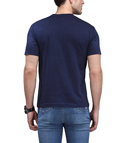 AWG - All Weather Gear Men's Polyester Dry Fit Round Neck T-Shirt - Pack of 4 7