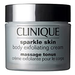 Clinique Clinique Sparkle Skin Body Exfoliating Cream