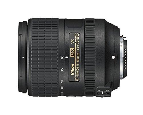 Nikon AF-S DX NIKKOR 18-300mm f/3.5-6.3G ED