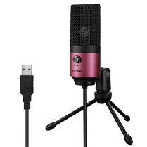 Fifine-USB-Podcast-Condenser-Microphone-Recording-On-Laptop-No-Need-Sound-Card-Interface-and-Phantom-Power-K669