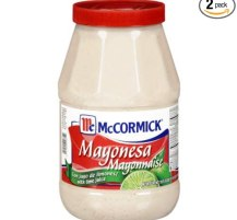 McMex: Mayonnaise Mayonesa w/Lime Juice (Pack of 2)