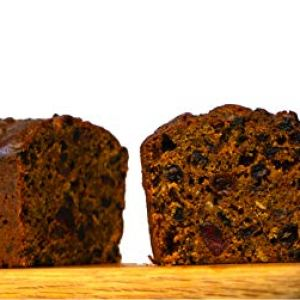 Bizzibeans Grandpa's Boiled Fruit Cake – Handmade Bar Shaped Traditional Fruitcake – Dairy Free Loaf – Perfect for Afternoon Tea 41eJnjQ9eWL