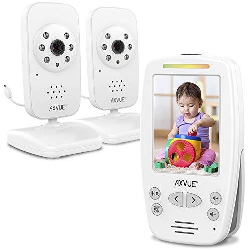 AXVUE E662 Video Baby Monitor