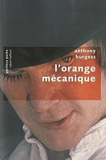 L'Orange mécanique Couverture du livre