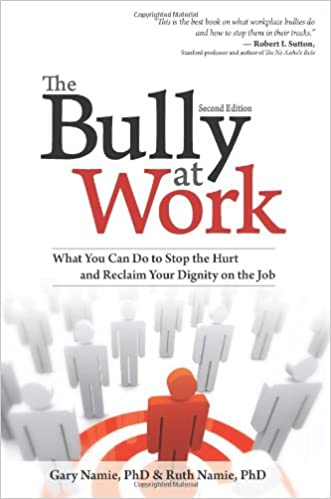 The Bully at Work Book