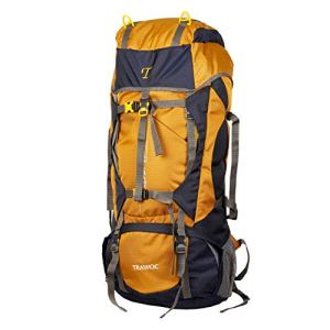 60 Ltrs Backpack for Camping Hiking Trekking and Traveling