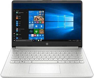 HP 14 11th Gen Intel Core i5 Processor 15.6-inch(39.6 cm) FHD Laptop (8GB/512GB SSD/Windows 10/MS Office/Natural Silver/1.46Kg), 14s-dq2535TU