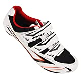 Venzo Road Bike Compatible with Shimano SPD SL Look Cycling Bicycle Shoes 43