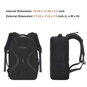 MOSISO-Camera-BackpackDSLRSLRMirrorless-Photography-Camera-Bag-Waterproof-Hardshell-Protective-Case-with-Tripod-HolderLaptop-Compartment-Compatible-with-CanonNikonSonyDJI-Mavic-Drone-Black