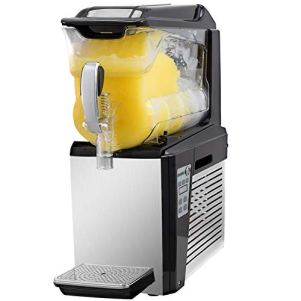 VBENLEM-110V-Slushy-Machine-10L-Margarita-Frozen-Drink-Maker-500W-Automatic-Clean-Day-and-Night-Modes-for-Supermarkets-Cafes-Restaurants-Snack-Bar-Sliver