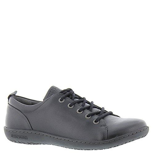 Birkenstock Women's Islay Black Leather Oxford