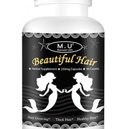 Magic Herb King Focus on Hair Growth Thickness Health Stop Hair Loss Support Hair Beauty Capsules