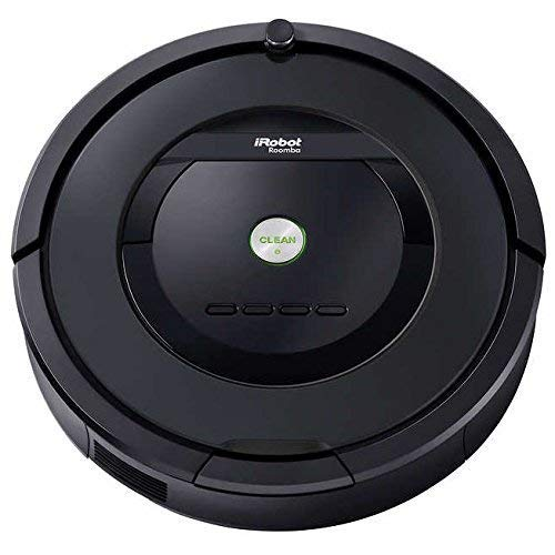 iRobot Roomba 805 Cleaning Vacuum Robot with Dual Virtual Wall Barriers and Bonus Filter