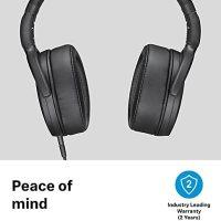Sennheiser HD 400S Kafa Üstü Siyah Kulaklık 18