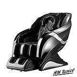 3D Kahuna Exquisite Rhythmic Massage Chair Hubot HM-078 (Black)