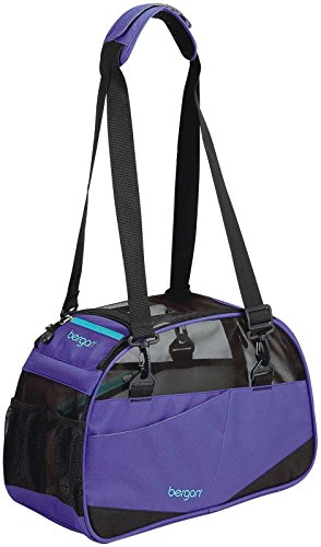 Bergan Voyager Comfort Carrier - Purple - Small