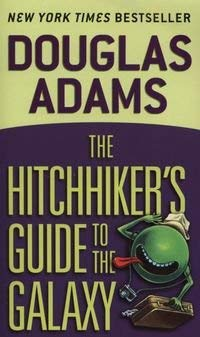 Cover image The Hitchhiker's Guide to the Galaxy