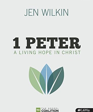 1 Peter: A Living Hope in Christ – Bible Study Book (Gospel Coalition)