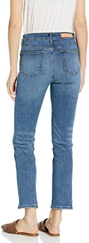 Amazon Brand - Goodthreads Women's Mid-Rise Slim Straight Jean 4