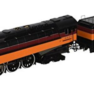 Bachmann Industries GS4 4-8-4 Locomotive & Tender with Operating Headlight 41fPIvKoC1L